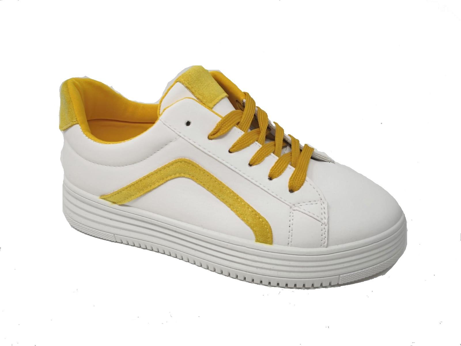 yy89 blanco con amarillo