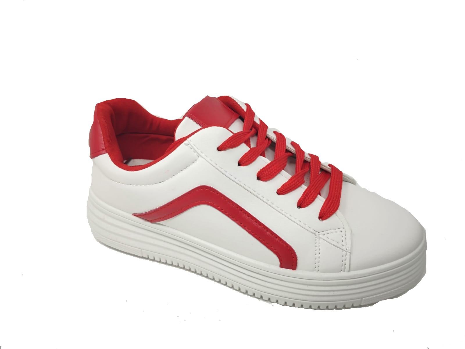 yy89 blanco con rojo